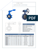 Lugged Butterfly Valve 2108