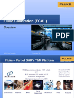 2010.12_Fluke Calibration Overview