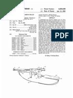 Automatic feed marking pellet gun (US patent 4819609)