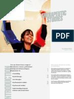 Therapeutic Studies Programmes