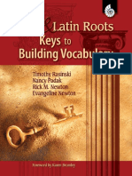 VVAA - Greek & Latin Roots