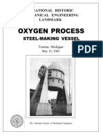 104 Basic Oxygen Steel Making Vessel 1955