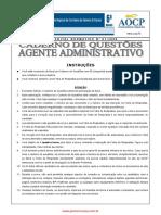Agente Administrativo CRECI
