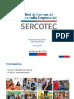 Presentación Red de Centros_Sercotec