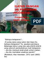 Globalisasi Nasib Sektor Pertanian Indonesia