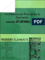 Architectural Principles Elements-Terj