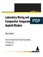 Anderson - Mixing and Compaction Temps NCAUPG 2012