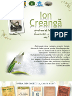 Ion Creangă