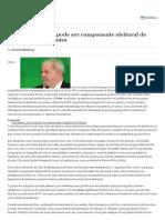 'Saudade de Lula' Pode Ser Componente Eleitoral de 2018, Sugere Pesquisa