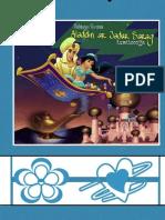Aladdin and the Enchanted Lamp (Rohingya-English)