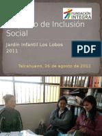 Proyecto de Inclusión Social
