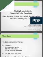Leibniz - Theodizee