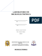 LABORATORIO N°2 MICROELECTRÓNICA
