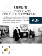 Bill McKibben's Devastating Plans for the U.S. Economy