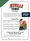 Tinyville Town Teacher's Guide