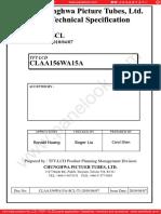 CLAA156WA15A