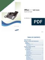 Smt-i5243 User Guide