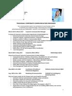 CV 2017 Catherine Mentior