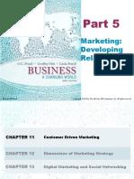 Building Customer-Driven Organization