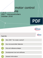Infineon-APP MotorControl XMC in Motor Control Applications XMC-TR-V02 00-En
