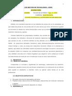 Anexo Ejemplo Formato Deberes
