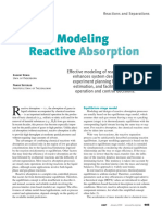 CEP -Modeling Reactive Absorption
