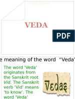 Veda Seminar 19july2015