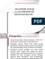 File3-Mekanisme Pasar Dalam Perspektif Ekonomi Islam