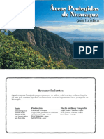 Areas Protegidas de Nicaragua