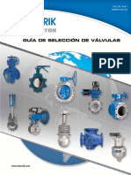 Gua de Seleccin de Vlvulas Spanish Valve Selection Guide 10.00 1