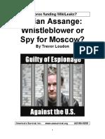 Trevor Loudon Assange
