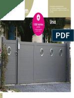 Catalogue Gamme Alu Rd Design 53