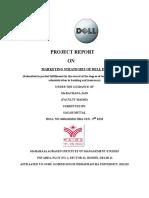 Marketing Strategies of Dell Inc