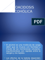 Ce to Acidosis