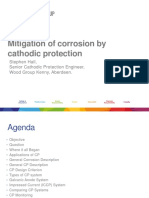 CP IMarEst Mitigation of Corrosion by Cathodic Protection