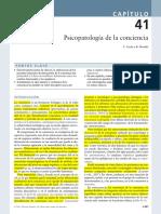 Vallejo Ruiloba, J. (2011). Cap41 Psicopat CONCIENCIA