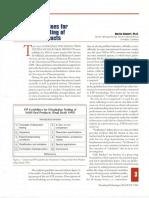 New Flp Guidelines for Disolution Testing