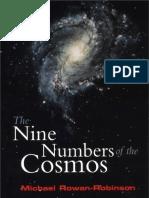 RowanRobinson-The Nine Numbers of the Universe
