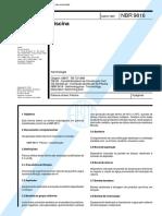 NBR 9816 TB 73 Piscina 1 PDF