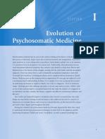 History of Psychosomatic Medicine Blumenfeld