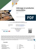 IGM Liderazgo en Productos Comestibles 2015. Ipsos Perú. 2015.