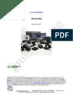 Manuale Italiano TK104PRO
