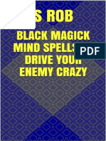 Black Magick Mind Spells to Dri - s Rob