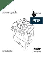 F360 User Manual