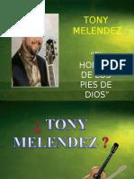 Diapositiva Tony Melendez