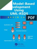 Agile Model-Based Development Using UML-RSDS SAMPLE