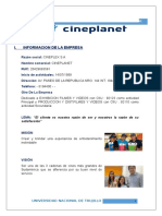 Cineplanet COMPLETO