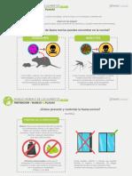 Prevención y Manejo de Plagas