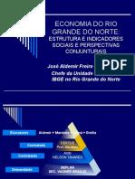 Economia Do Rio Grande Do Norte