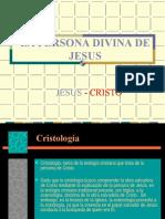 JESUS - CRISTO. La persona divina de jesus.1(1).ppt